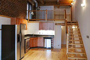 Fire Street Lofts Downtown Knoxville Tennessee